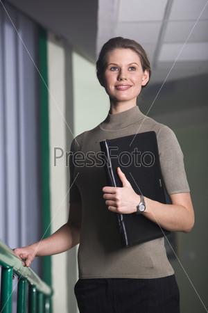 Элегантная бизнес леди