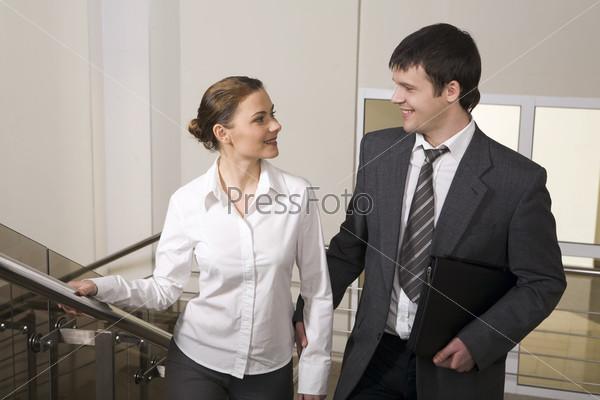 Фотография на тему Бизнес партнеры