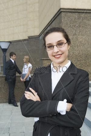 Успешная бизнес леди
