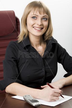 Фотография на тему Успешная бизнес леди