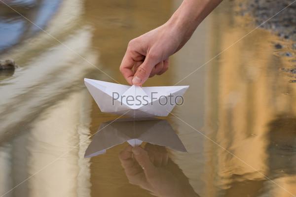 Toy sail