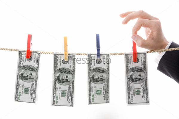 Drying dollars