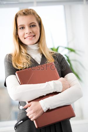 Pretty student