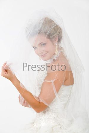 Looking through veil