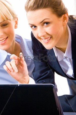 Beautiful assistant