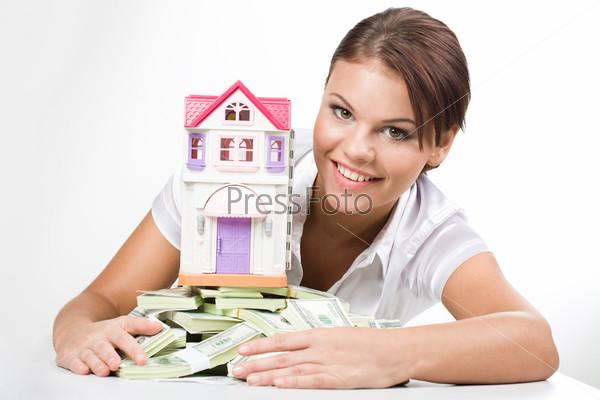 каждой хозяйки покупка недвижимости без денег женщины наблюдают спастические