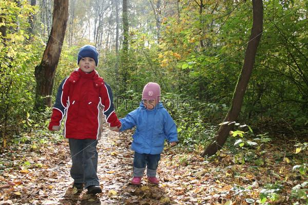 семья дети здоровый образ жизни