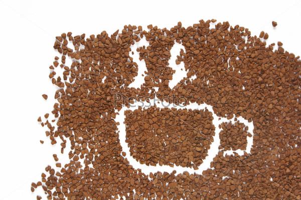 cap instant coffee