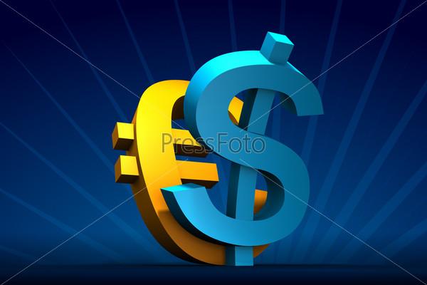 Rising Dollar and Euro
