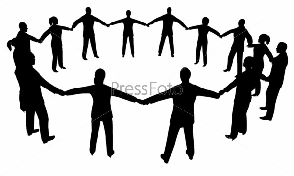 people circle multisex