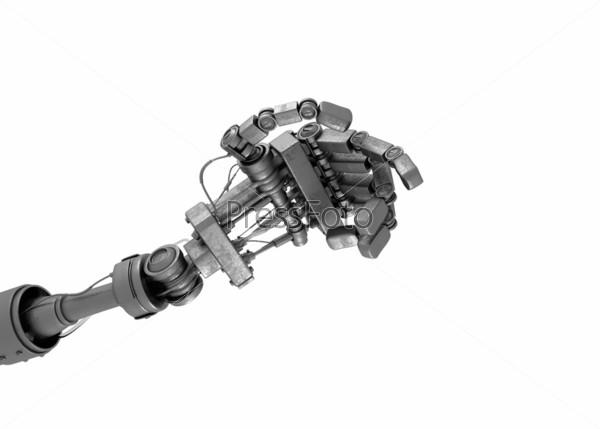 Рука промышленного робота