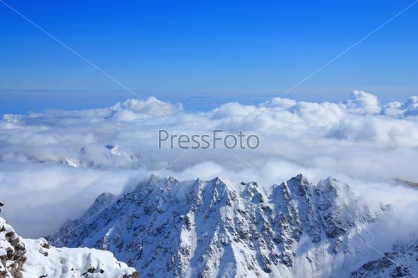 Вид с горы фото 3