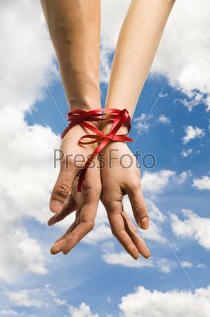 руки женская и мужская фото