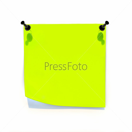 Бумага для заметок с липким слоем POST-IT BASIC 76х76 мм желтый 400 л.