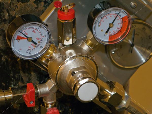 приборы для измерения температуры в газовой котельной