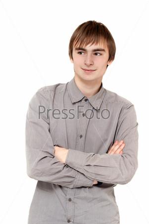 Portrait young men