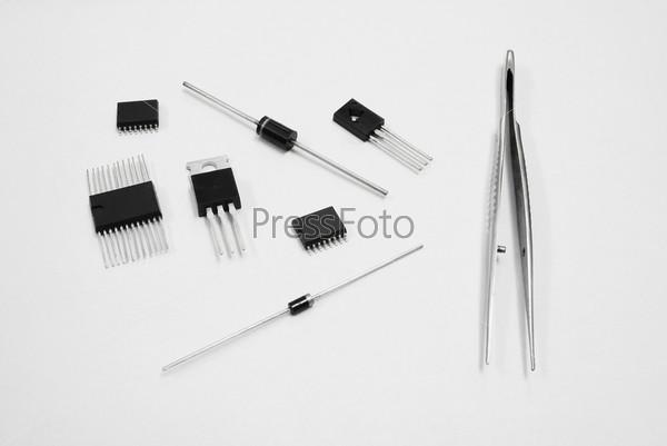 Radio components.