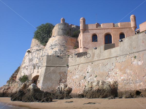 Крепость Сан Жоан