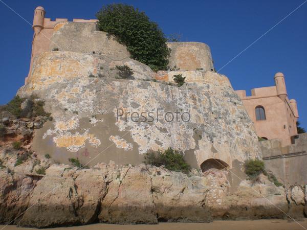 Португалия, город Феррагуду Крепость Сан Жоан