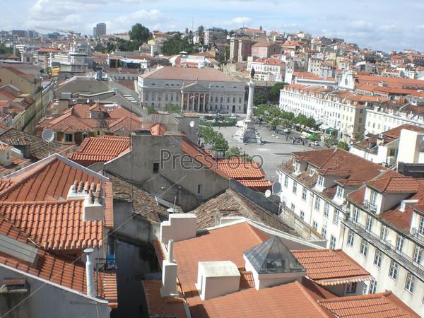 Португалия, город Лиссабон