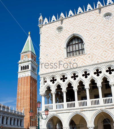Palace of Doges in Venice
