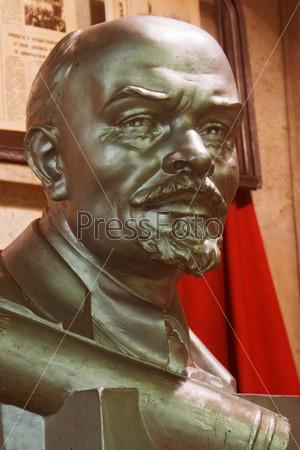 Monument Vladimir Iliich Lenin