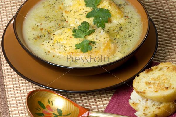 рецепт лукового супа с плавленым сырком луковым Абхазия радушно встречает