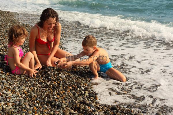 naturist матерей и сыновей фотографий
