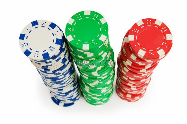 Стопка игральных фишек в казино игровые автоматы скачать золото партии