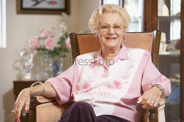 Пожилые дамы фото 76868 фотография