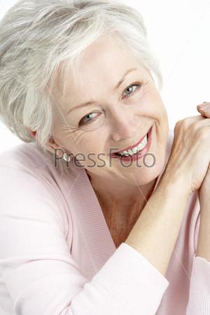 фото с миленьких пожилых женщин