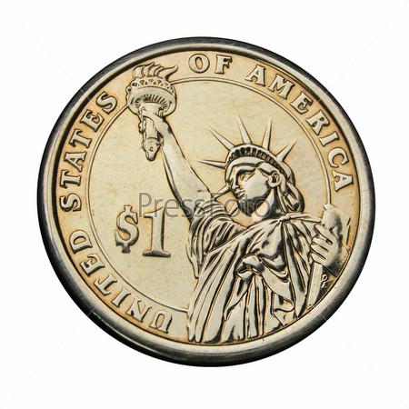 Железный доллар фото 10 копеек 2003