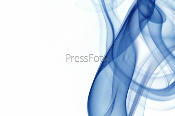 Фон яркий синий