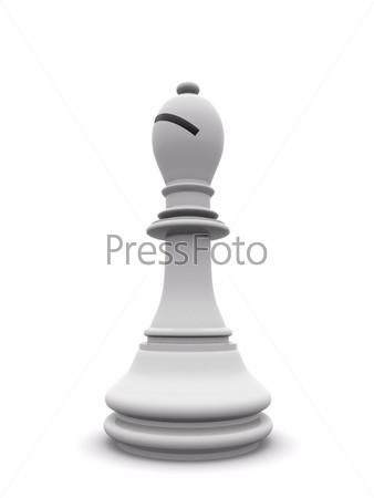 фото шахматный слон