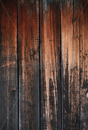 texture of the old pine planks