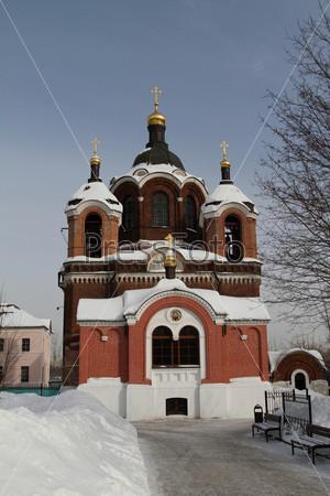 Церковь Знамения Богоматери