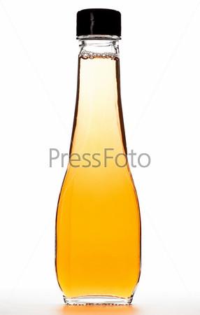 Bottle With Apple Vinegar