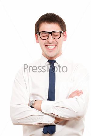 Positive man
