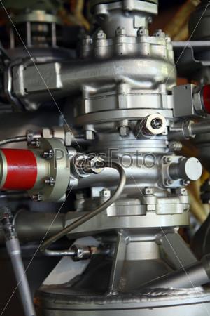part of spaceship engine