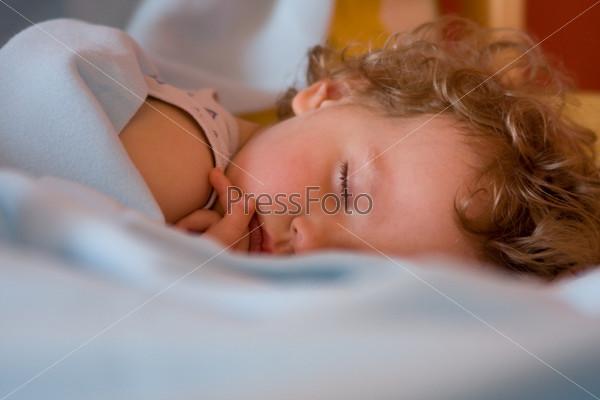 Baby sleeps 2