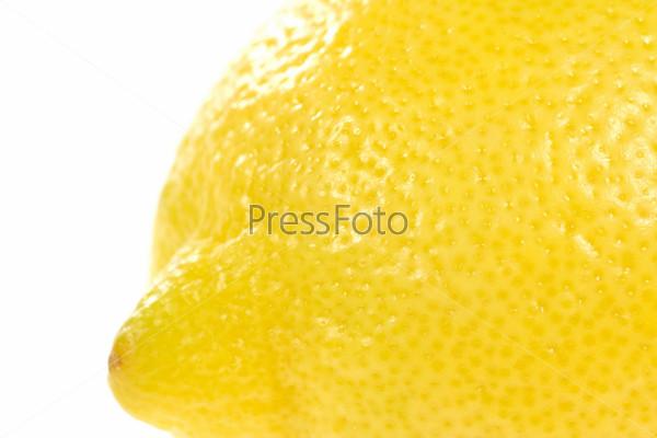 juicy ripe lemons