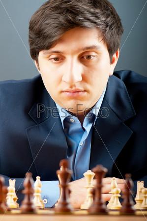 FIDE Grand Master Vugar Gashimov (World Rank - 12) from Azerbaij