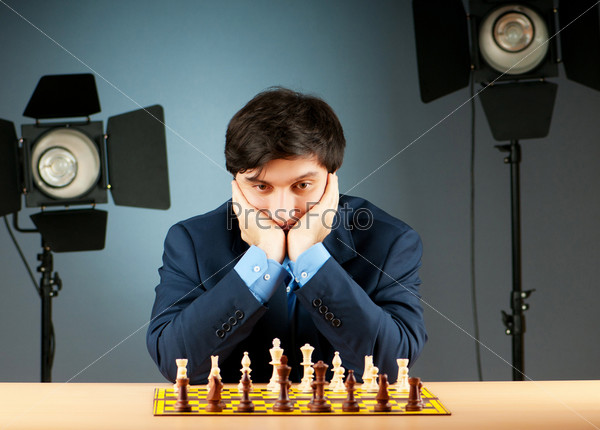 FIDE Grand Master Vugar Gashimov (World Rank - 12) from Azerbaij