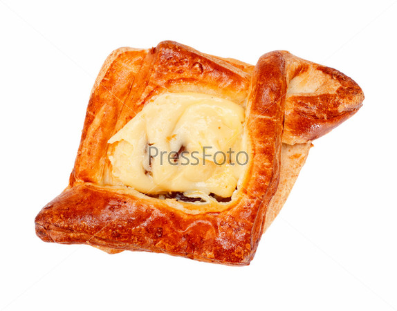 Pie With Curds