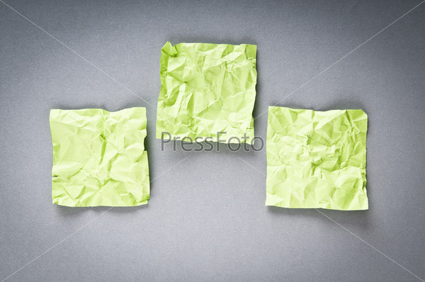 Paper reminders on the background