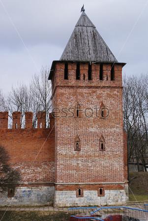 Смоленск. Смоленская крепость. Башня Бублейка