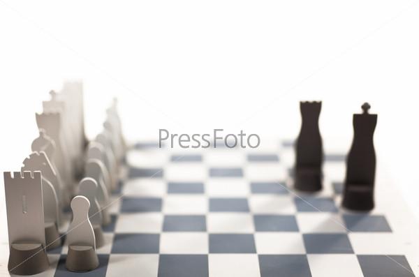 metal modern chess