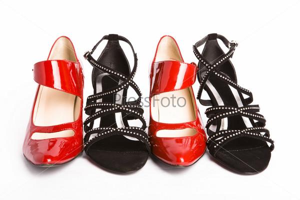 Женская обувь на каблуке