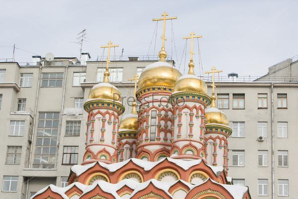 Церковь Николая Чудотворца на Берсеньевке в Москве