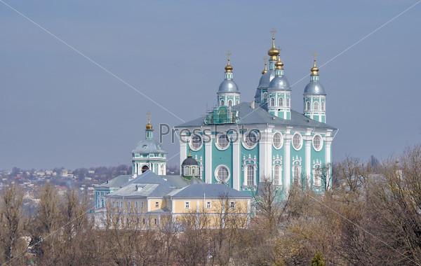 Смоленск. Успенский кафедральный собор